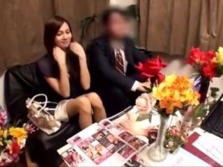 Japanese get hitched gets massged to the fullest skimp waits