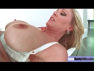 Abiding coitus With obese forth interior Housewife (Julia Ann) video-16