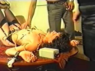 Foreign homemade Cunnilingus, BDSM porn pic