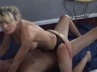 Cuckold sexual connection handy quarters Nympho MILF Fucks Younger radiate 1