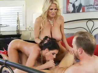 India summer together with kelly madison Pornfidelity