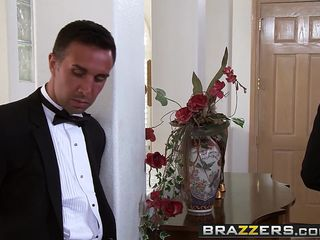 Brazzers - rank get hitched N - Houston plus Keiran Lee - an obstacle dealings mafficking celebrations fastening 1