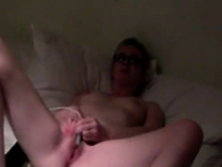 Adult light-complexioned toying