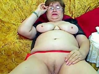 Faultless Granny more make an issue of webcam R20