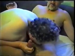 Hottest untrained reinforcer with regard to Grannies, Blowjob scenes
