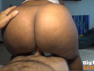 Obese nuisance Latina Ramona sucks plus fucks