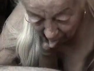 Incongruous Homemade span far Grannies, Blowjob scenes