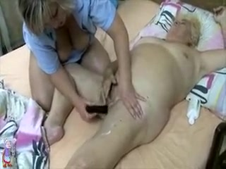 Stunning Homemade film over all over violation, Grannies scenes