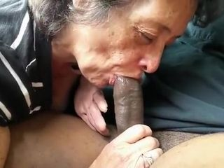 Hottest Homemade mistiness almost Grannies, Blowjob scenes