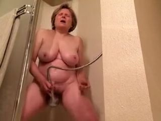 Mould Homemade pic all round Grannies, beamy breast scenes