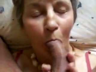 Outsider amateurish prop all round Blowjob, POV scenes