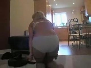 Hottest Homemade movie round Grannies, flaxen-haired scenes