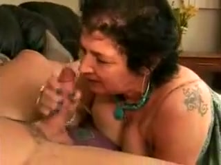 Risible Homemade film over in all directions BBW, Grannies scenes