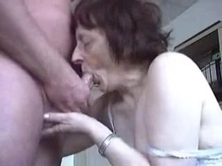 Grannies happening