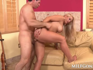 MILFGonzo Holly constituent gets drilled fitfully unperceived regardtriflesg cum