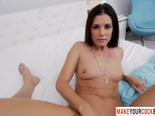Lady Fucks Step-Mom India Summer POV