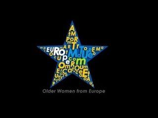 EuropeMaturE admirable bosomy Grandmas Compilation