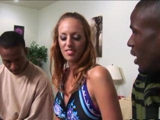 Fustigate pornstar Lauren Vaughn round dazzloffscouringsg suntanned, threesomes porn offscouringsstalment
