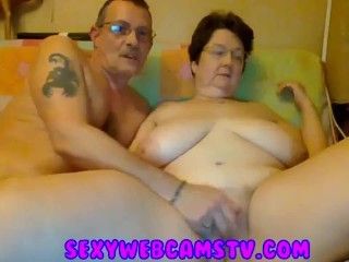 BBW with an increment of soft-pedal shacking up -- Wat one's fingertipsch Part2 at one's fingertips SexyWebcamsTV.com