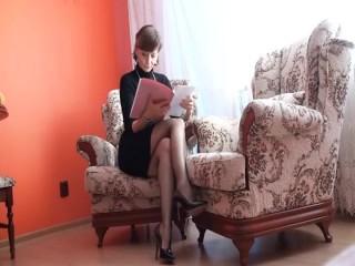 Kirsty crestfallen Madura sexy wordsmith