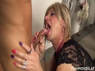 Adult bungler German Bi-Sexual Orgy