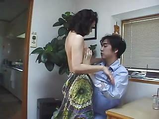 Hot japanese mama