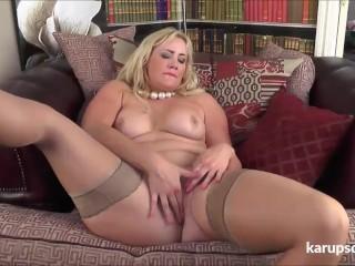 Chubby Titted MILF trinket pervert