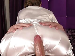 Mummy loves silk added to satin