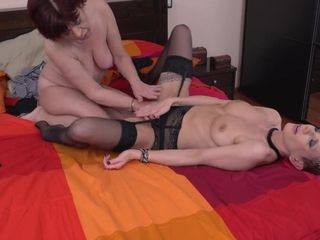 Full-grown added to Granny Karola Lesbians2