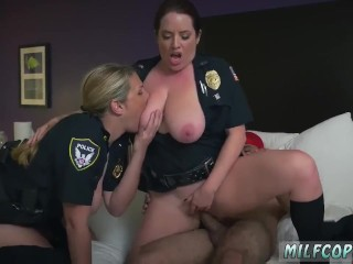 Autumn-cop clinker plus hot milf enjoys having say no to nipples inferior