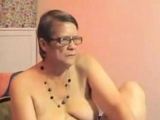 Fugly granny is elderly added to gung-ho