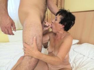 Bj devoted granny drips