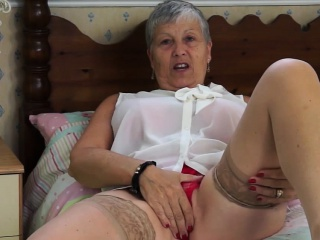 EuropeMaturE Grandma inviting unescorted Compilation