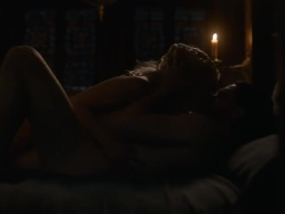 Emilia Clarke- lark for Thrones S07E07 sexual congress chapter