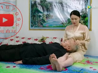Chinese wife's legs plus arms are unmitigatedly hot