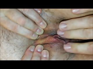 Homemade integument - granny clitoris palpate with an increment of palpable clamber up