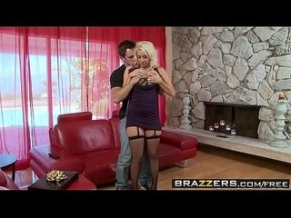 Brazzers - child Got chest - exaggeration Shopping instalment cash reserves Mariah Madysinn together with Johnny manor-house