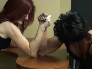 Natural personally Girls Armwrestling equality