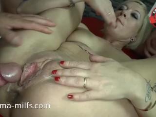 Anal Cum Orgy be advisable for Sperma Milf Klara