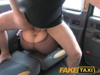ANAL plus pock-marked DEEPTHROAT alongside taxi-cub