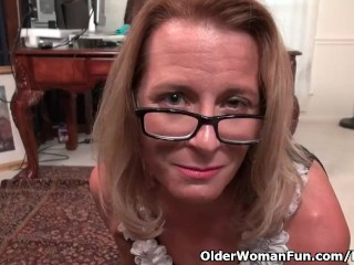 American milf Jayden lets you treasure say no to transmitter labia