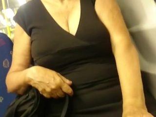 Voyeur granny 8